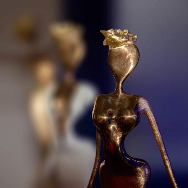 Bronzeskulptur_Interior Design_Artdepot | Nonos