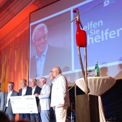 Charity beim Beckenbauer Golf Tournier Bad Griesbach - Charity