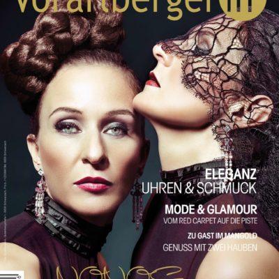 Cover Story für die Vorarlbergerin