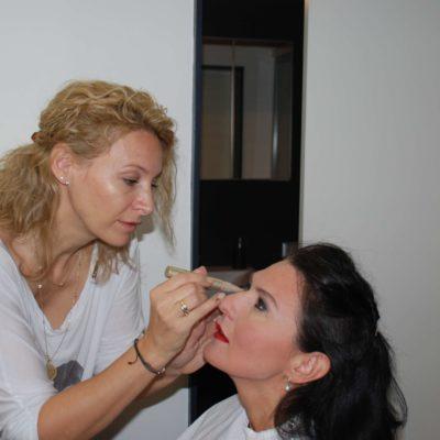 Make Up für Franziska - Cover Story Bericht der Vorarlbergerin