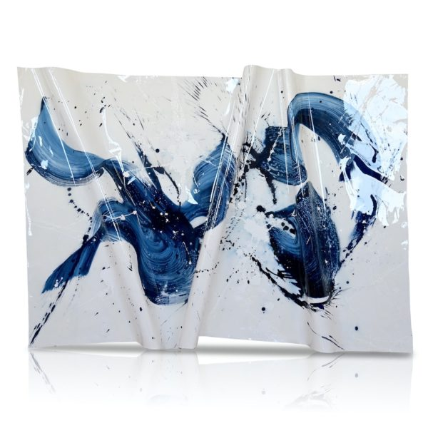blaue WELLE Nonos