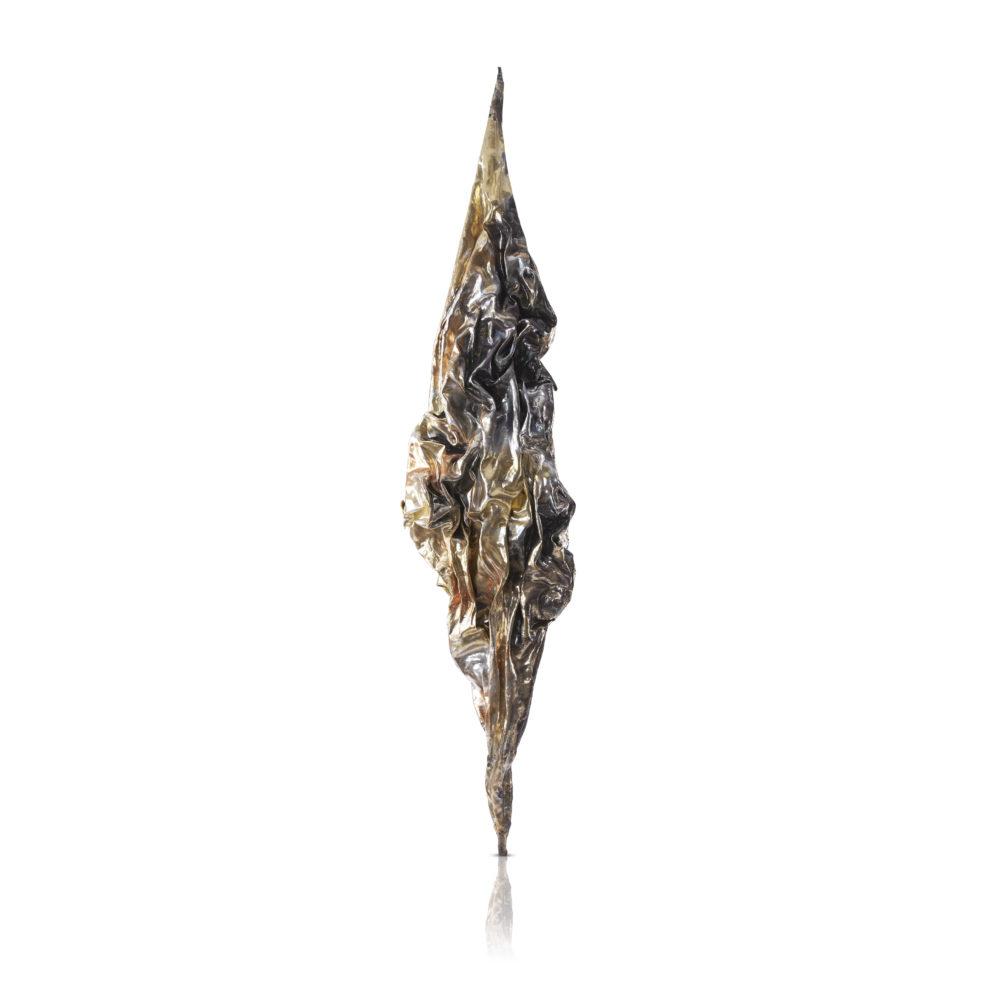 Cosmic Flame aus Carbon mit Epoxydharz_Abstrakt   Nonos