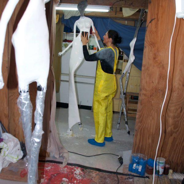 Dachboden Atelier Franziska