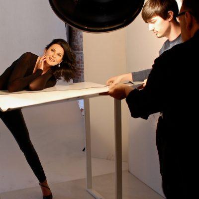 Foto Shooting mit Fadil Berisha
