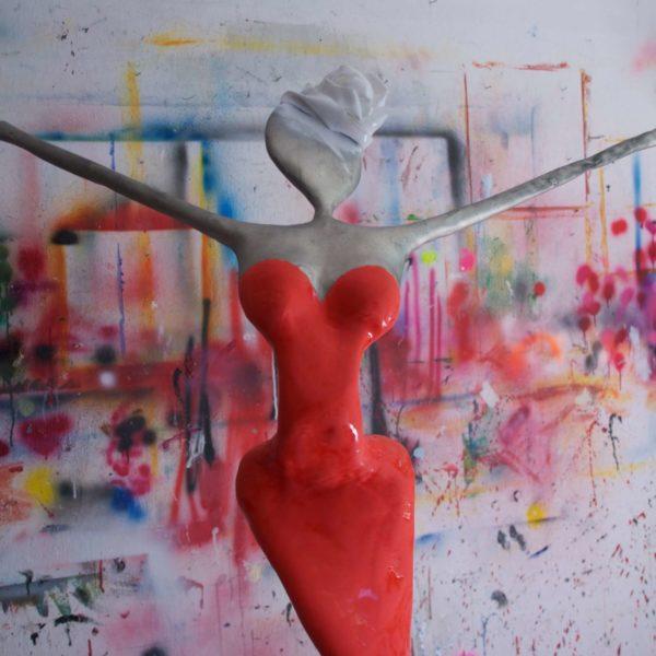 Helena im Atelier
