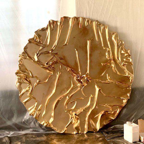 Karbon Objekt Kunst