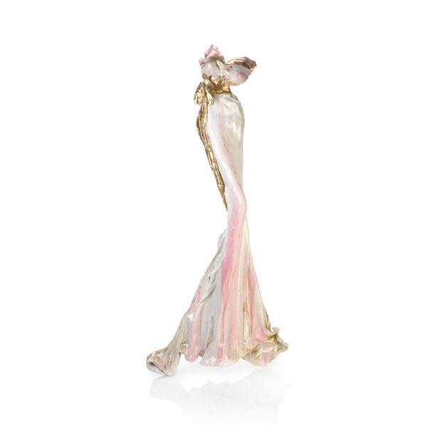 Kleid aus Karbon und Harz_Sommernachtstraum_carbon couture | Nonos