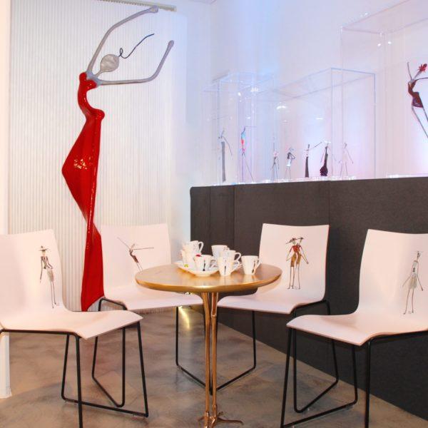 Reiter showroom