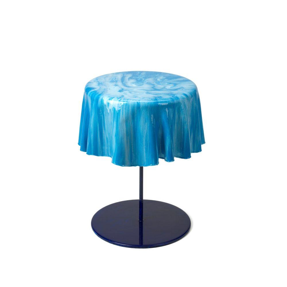 """Tisch """"Blue Waterfall"""""""