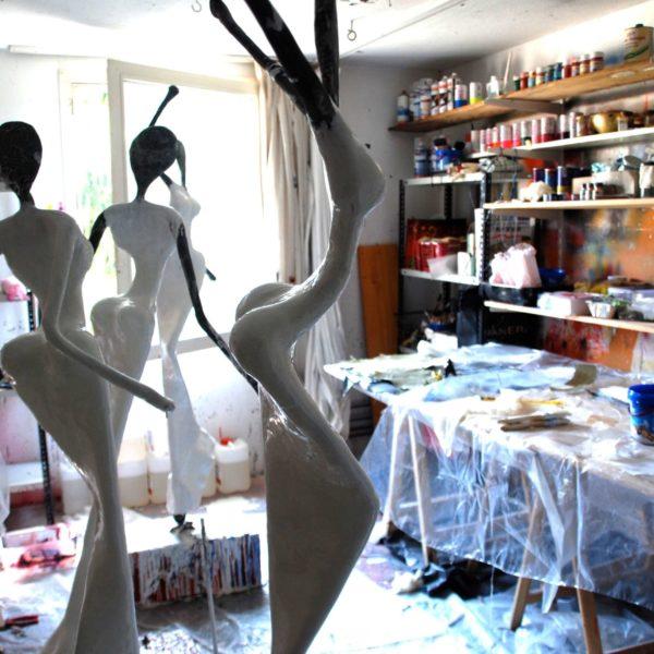 Welte Schwestern Nonos Atelier