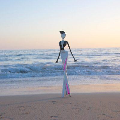 will rogers beach, Getty Villa santa monica